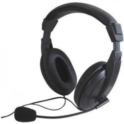 FONE COM MICROFONE VOICER CONFORT 21304 PRETO MI-2260ARC - C3TECH