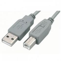 CABO USB PARA IMPRESSORA 1,80M WI027 - MULTILASER