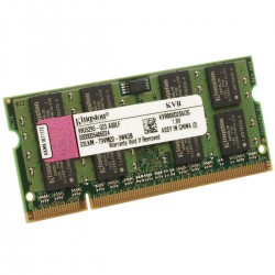 MEMÓRIA PARA NOTEBOOK 2GB DDR2 800 KVR800D2S6/2G - KINGSTON