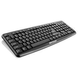 TECLADO STANDARD PS/2 0303 TC064 - MULTILASER