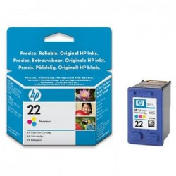 CARTUCHO HP 22XL C9352CB COLOR - HP