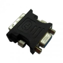 ADAPTADOR DVI X VGA DM/VF - HITTO