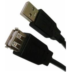 CABO EXTENSOR USB 3,0M AM/AF-3M - HITTO