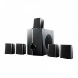 CAIXA DE HOME THEATER 40W RMS SP087 - MULTILASER