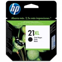 CARTUCHO HP 21XL C9351CB PRETO - HP