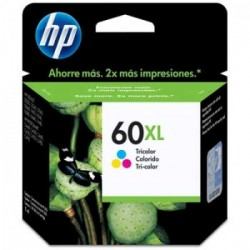 CARTUCHO HP 60XL CC644WB COLOR - HP