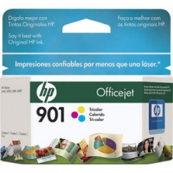 CARTUCHO HP 901 CC656AB COLOR - HP