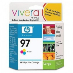 CARTUCHO HP 97 C9363WL COLOR - HP