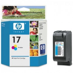 CARTUCHO HP 17 C6625AL COLOR - HP