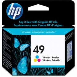 CARTUCHO HP 49 51649A COLOR - HP