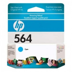 CARTUCHO HP 564 CB318WL CIANO - HP
