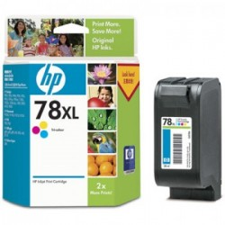CARTUCHO HP 78XL C6578A COLOR - HP