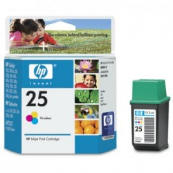 CARTUCHO HP 25 51625A COLOR - HP