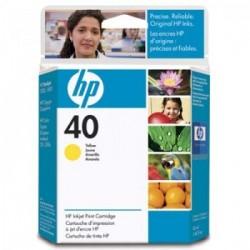 CARTUCHO HP 40 51640Y AMARELO - HP