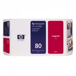 CARTUCHO HP 80 C4874A MAGENTA - HP