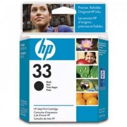 CARTUCHO HP 33 51633M PRETO - HP
