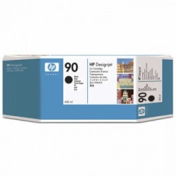 CARTUCHO HP 90 C5058A PRETO - HP