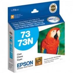 CARTUCHO 73 EPSON T073220BR CIANO - EPSON