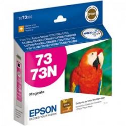 CARTUCHO 73 EPSON T073320BR MAGENTA - EPSON