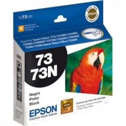 CARTUCHO 73 EPSON T073120BR PRETO - EPSON