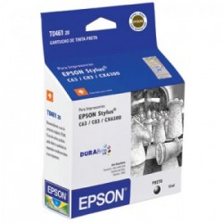 CARTUCHO EPSON T046120BL PRETO - EPSON