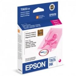 CARTUCHO EPSON T063320BR MAGENTA - EPSON