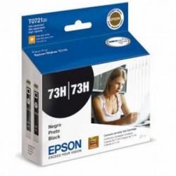 CARTUCHO EPSON T072126AL PRETO - EPSON
