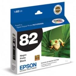 CARTUCHO EPSON T082120AL PRETO - EPSON