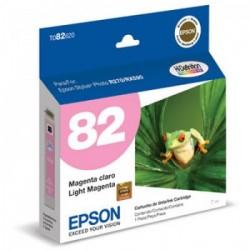 CARTUCHO EPSON T082620AL MAGENTA CLARO - EPSON