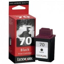 CARTUCHO LEXMARK 70 12A1970 PRETO - LEXMARK