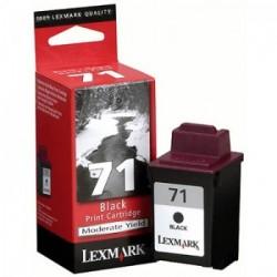 CARTUCHO LEXMARK 71 15M2971 PRETO - LEXMARK