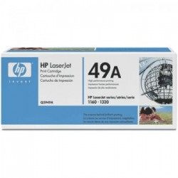 CARTUCHO TONER HP 49A Q5949A PRETO - HP