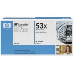 CARTUCHO TONER HP 53X Q7553X PRETO - HP
