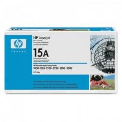 CARTUCHO TONER HP 15A C7115A PRETO - HP