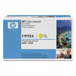 CARTUCHO TONER HP C9722A AMARELO - HP
