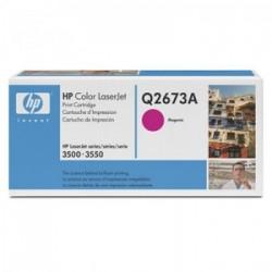 CARTUCHO TONER HP Q2673A MAGENTA - HP