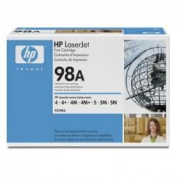 CARTUCHO TONER HP 98A 92298A PRETO - HP