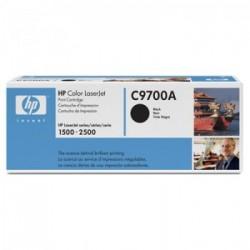 CARTUCHO TONER HP C9700A PRETO - HP