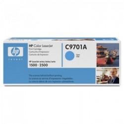 CARTUCHO TONER HP C9701A CIANO - HP