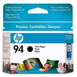 CARTUCHO HP 94 TWIN PACK (2XC8765WL) C9350FL PRETO - HP