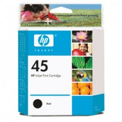 CARTUCHO HP 45 TWIN PACK (02X51645AL) C6650FL PRETO - HP