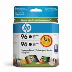 CARTUCHO HP 96 TWIN PACK (2XC8767WL) C9348FL PRETO - HP