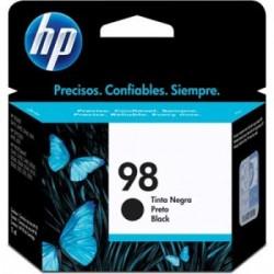 CARTUCHO HP 98 C9364WB PRETO - HP