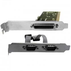 PLACA PCI 2 SERIAL 1 PARALELA WB-210062 - MICROBON