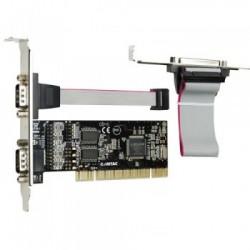 PLACA PCI 2S SERIAL 1S PARALELA 9017 - COMTAC