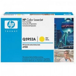 CARTUCHO TONER HP Q5952A AMARELO - HP