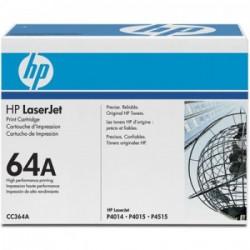 CARTUCHO TONER HP 64A CC364A PRETO - HP