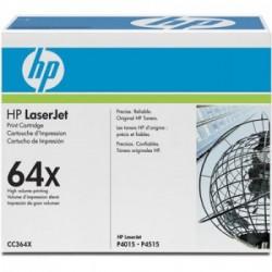 CARTUCHO TONER HP 64X CC364X PRETO - HP