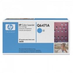 CARTUCHO TONER HP Q6471A CIANO - HP