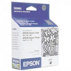 CARTUCHO EPSON S187093BR PRETO - EPSON